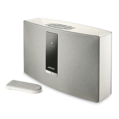 Bose SoundTouch 20 wireless speaker, works with Alexa, White