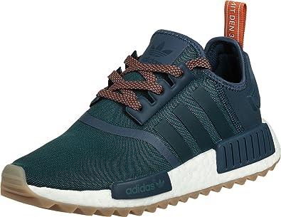 adidas NMD R1 Trail W Schuhe greenorange: : Schuhe