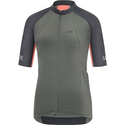 Amazon.com   GORE Wear Women s Breathable Mountain Bike Short Sleeve ... 9414ec01d