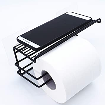 EINFAGOOD Portarrollos de papel higiénico, Portarrollos de papel higiénico, Dispensador de toallas (Soporte del papel higiénico): Amazon.es: Bricolaje y ...