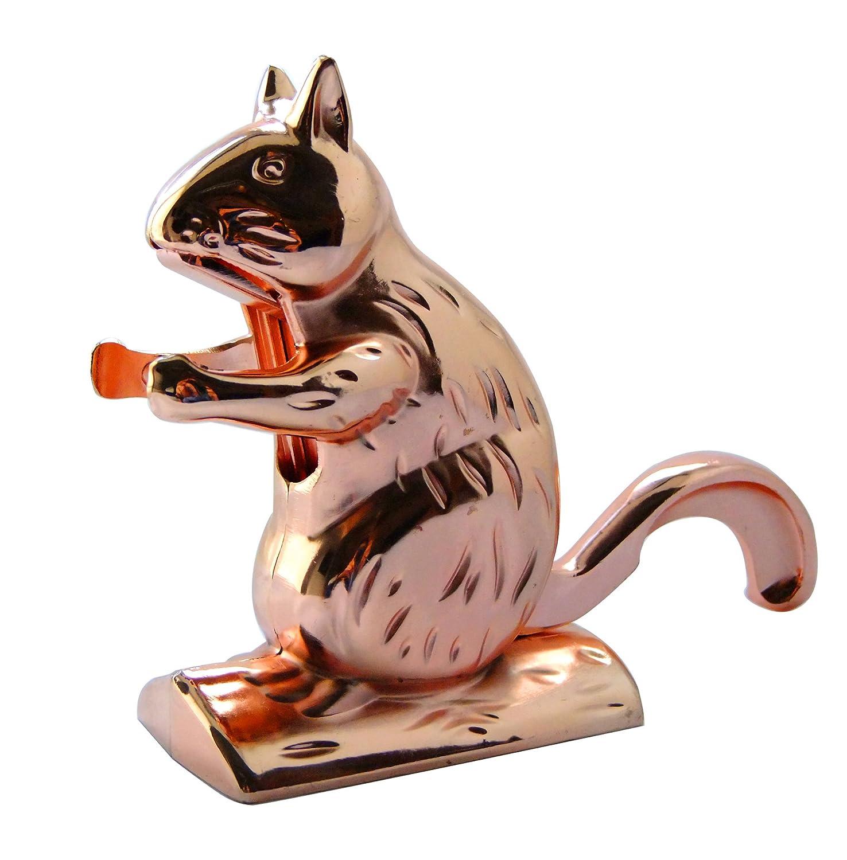 Eddingtons Copper Squirrel Nut Cracker