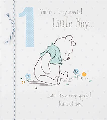Play Day Fun Day 1st Happy Birthday Age 1 Greeting Card...First Girl