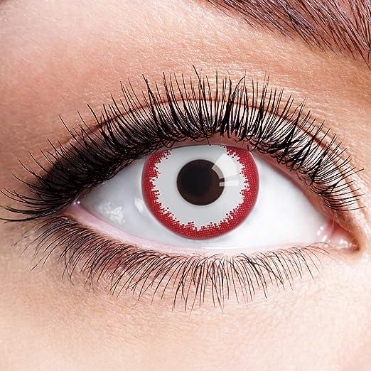 Weiße Kontaktlinsen Ohne Stärke