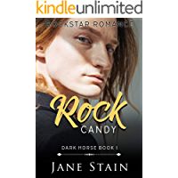 Rock Candy Rockstar Romance (Dark Horse Book 1)
