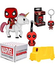 Funko Marvel Collector Corps Box, Deadpool Theme