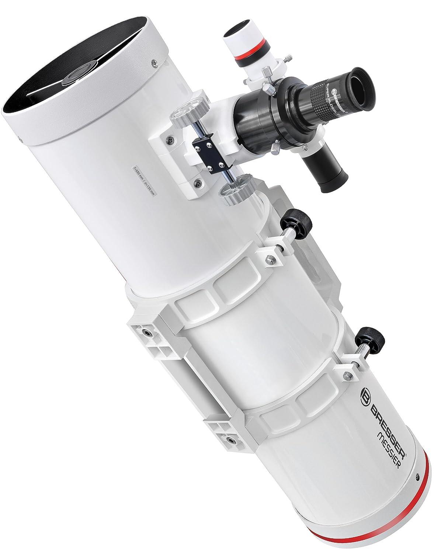 Telescopio Orion 09851e Reflector 19x Negro 82,6 cm, 12 kg, 13 cm, Metal, Aluminio