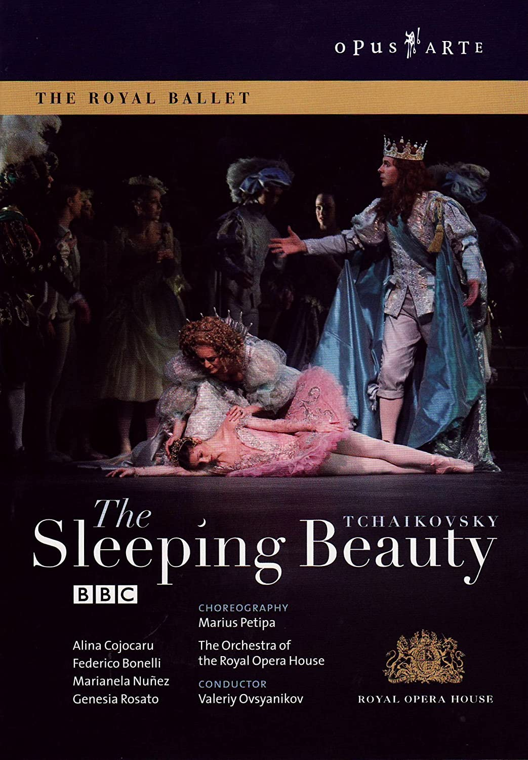 The film The House of Sleeping Beauties: actors and roles