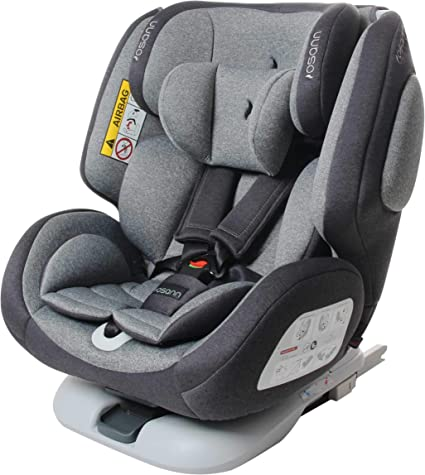 Silla coche One grupo 0/1/2/3 isofix + TopTether ...