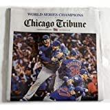 "Amazon Price History for:Chicago Cubs Tribune Newspaper World Series Champions 11/3/16-""At Last!"""