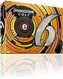 Bridgestone Golf 2013 e6 Golf Balls (Pack of 12)