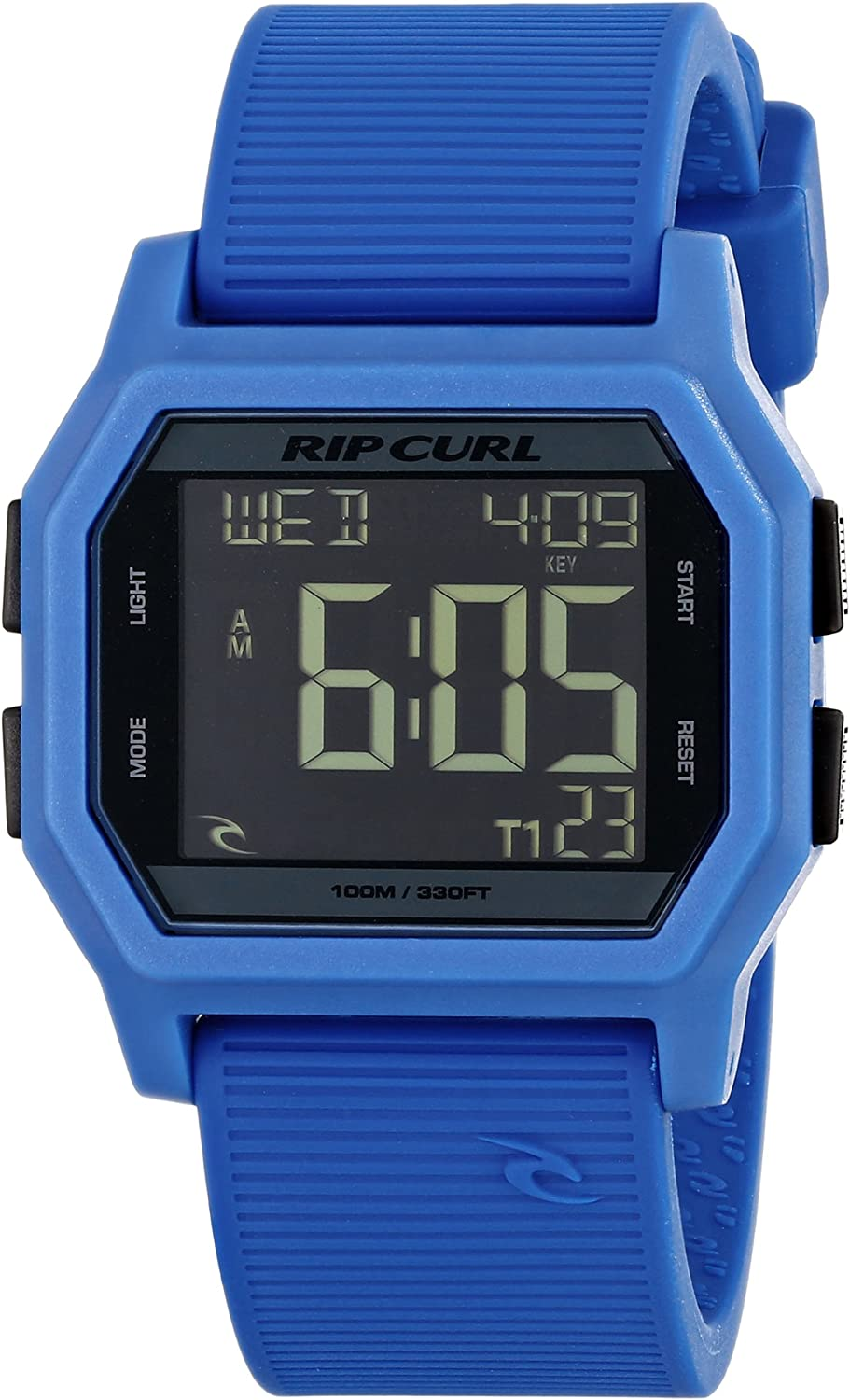 Rip Curl Unisex A2701 Atom Sport Watch with Blue Band
