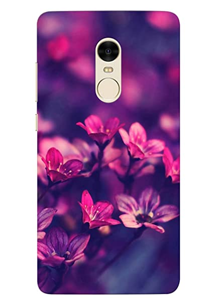detailed look a5827 acd1e 100 Degree Celsius Hard Back Cover For Redmi Note 4 (Multi-Coloured)
