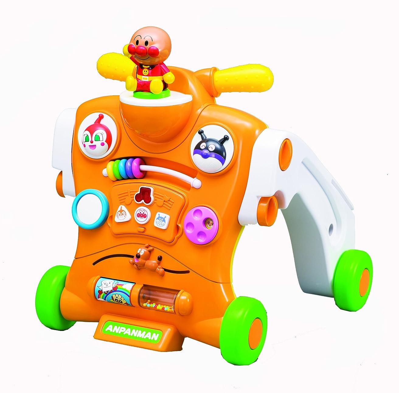 側費用強化アンパンマン おしゃべり消防車 (リニューアル)