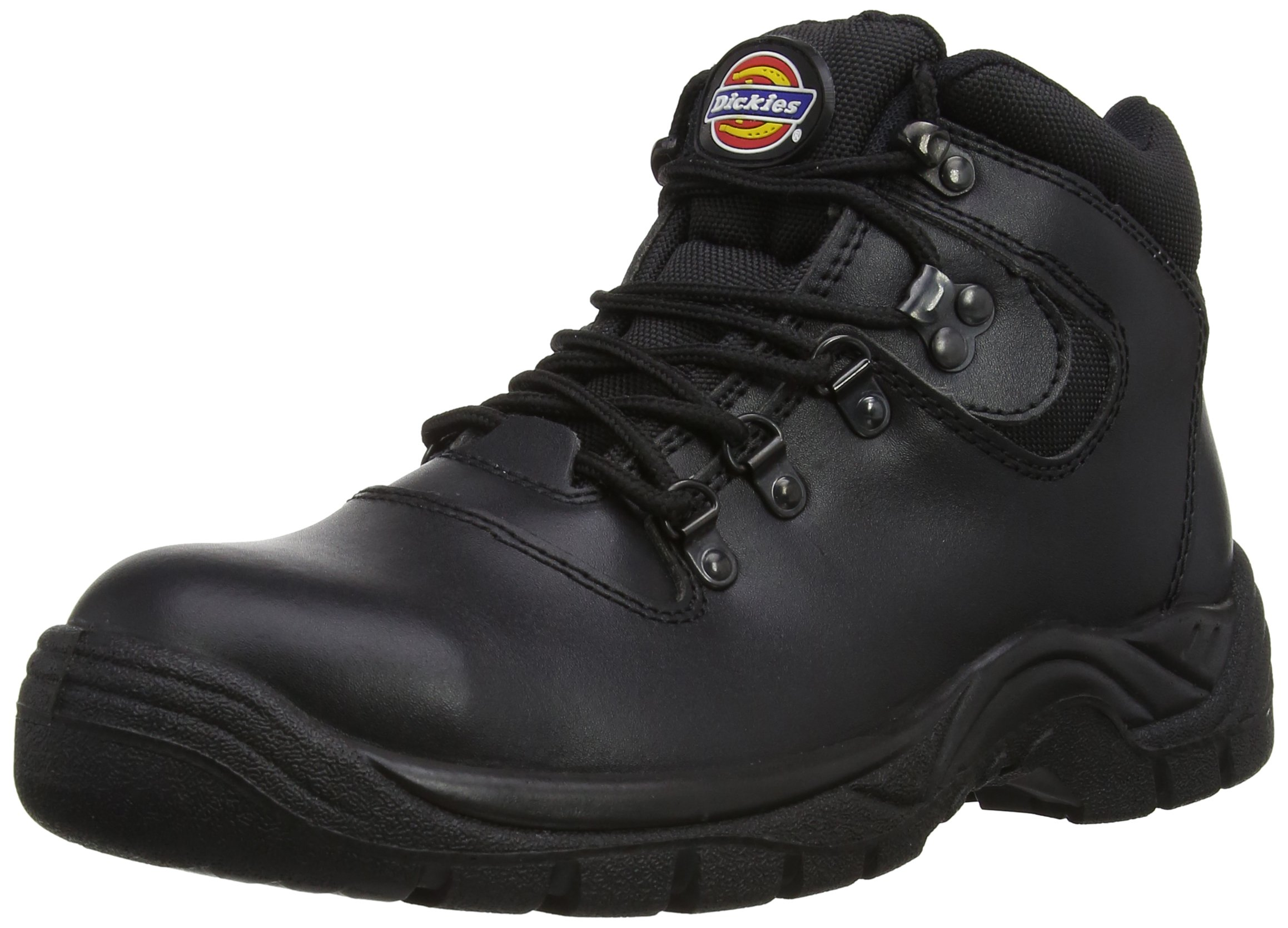 Dickies Fury Super Steel Toe-cap Hiker Safety Boot / Footwear (10.5 US) (Black)