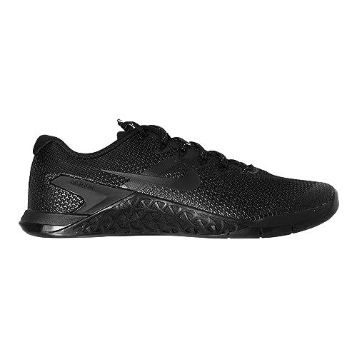 Nike Wmns Metcon 4 Selfie, Zapatillas de Running para Mujer, (Black/Chrome 001), 40.5 EU: Amazon.es: Zapatos y complementos