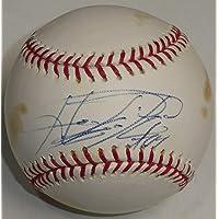$39 » Howie Kendrick Signed Baseball COA Autograph Nationals Angels Dodgers 58 - PSA/DNA Certified - Autographed Baseballs
