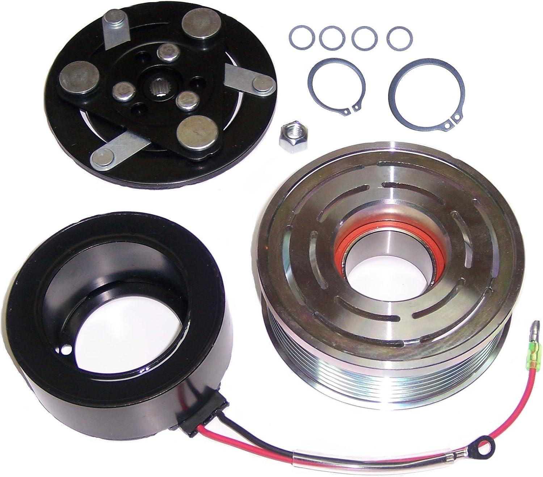 AC Compressor OEM Clutch Bearing Fits Chevy SILVERADO 1500 2000-2010 1500 HD