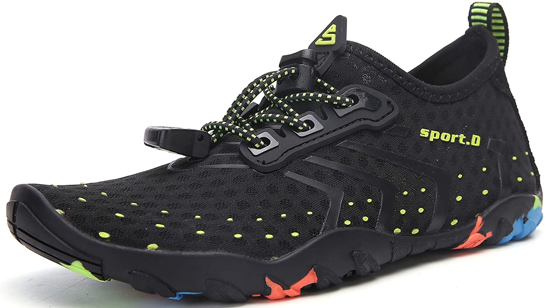 SAGUARO Zapatos de Agua para Ni/ños con Suela Gruesa Secado R/ápido Antideslizante