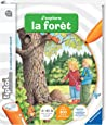 Ravensburger - 00593 -  Jeu Éducatif Électronique - Tiptoi - Livre -J'explore la Forêt