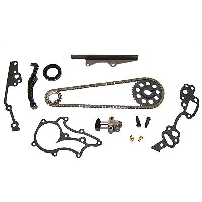 DNJ TK900HD Timing Chain Kit for 1985-1995 / Toyota / 4Runner, Celica, Pickup / 2.4L / SOHC / L4 / 8V / 2366cc / 22R, 22RE, 22REC, 22RTEC: Automotive