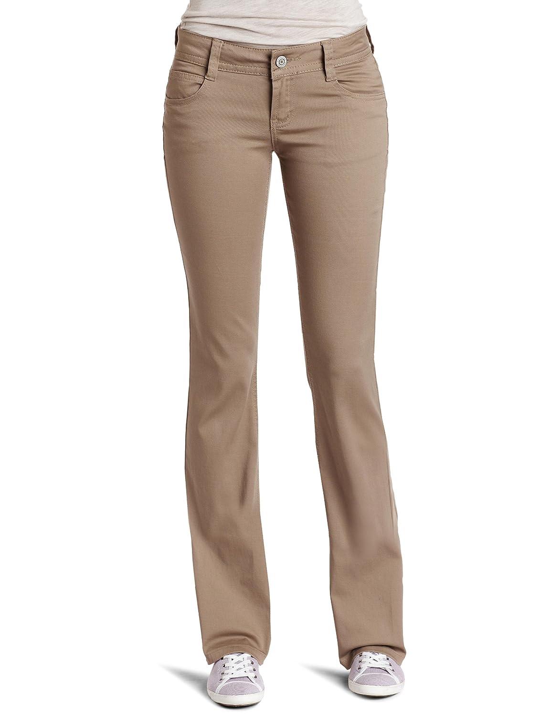 Amazon.com: Southpole Juniors Basic Uniform Bootcut Pant: Clothing