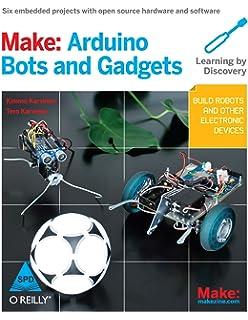 Ebook Arduino Robot Bonanza