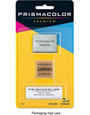 Sanford Design Art Erasers 3/Pkg-