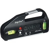 Digi-Pas DWL 80 Pro DWL80Pro BOLSILLO nivel electrónico