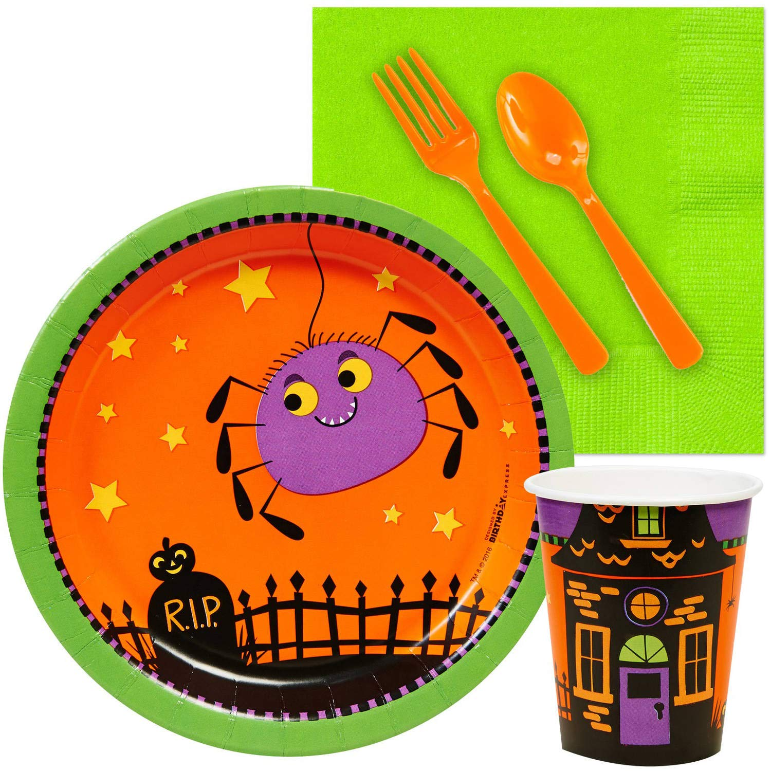Trick or Treat Halloween Snack Pack