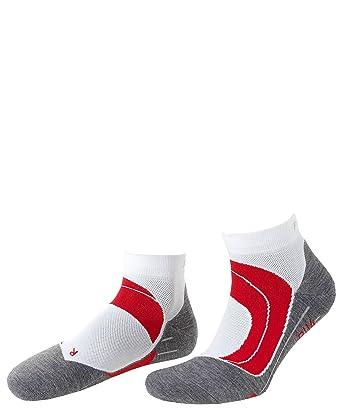 FALKE Calcetines para hombre, color (- Ketchup), talla FR: 44-45: Amazon.es: Deportes y aire libre
