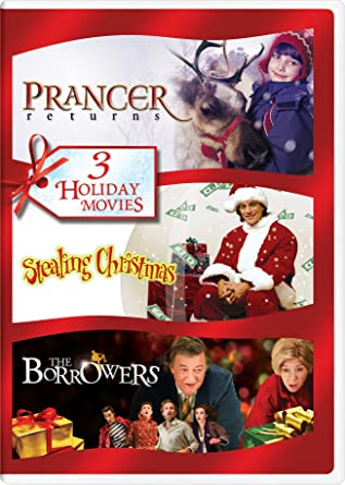 prancer returns stealing christmas the borrowers 2011 holiday triple feature - Stealing Christmas