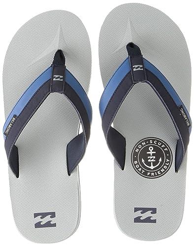 3fa772403cf30 Amazon.com: Billabong Men's All Day Impact Flip-Flop: Shoes