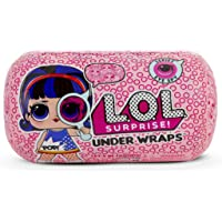 L.O.L. Surprise! - Under Wraps Serie Espia Muñeca con Disfraz, 15 Sorpresas, Multicolor (MGA Entertainment 552055E7C)