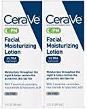 Amazon Price History for:CeraVe Facial Moisturizing Lotion PM Ultra Lightweight 3 Fl oz (Pack of 2)