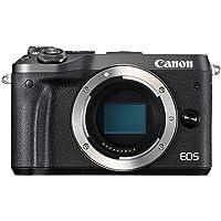 Canon M6 Mirrorless Camera - Black