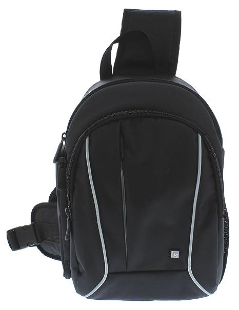 TnB DCTRIPOS1 - Mochila para cámara de fotos digital, color negro