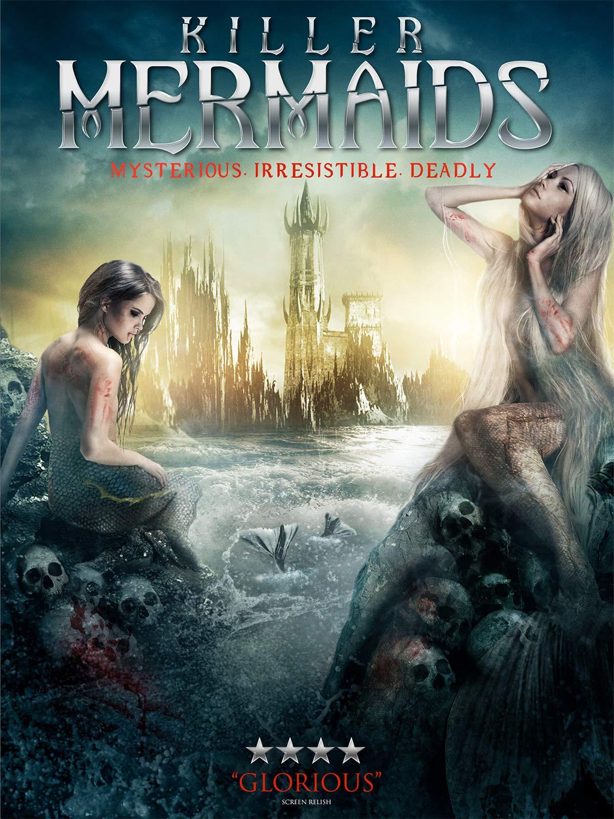 Killer Mermaids on Amazon Prime Video UK