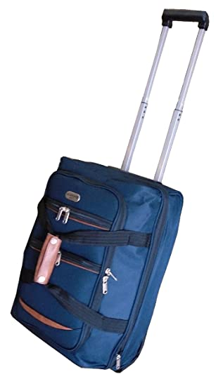 91fbebf65dc9 Cabin Expandable Travel Wheelie Bag Rolling Duffle Bag Trolley Cases Ryan  Air   Easy Jet Approved