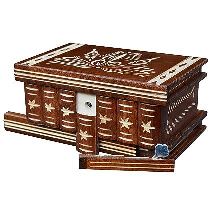Amazon.com: Mystery Puzzle Box Juegos, Aniversario Regalos ...