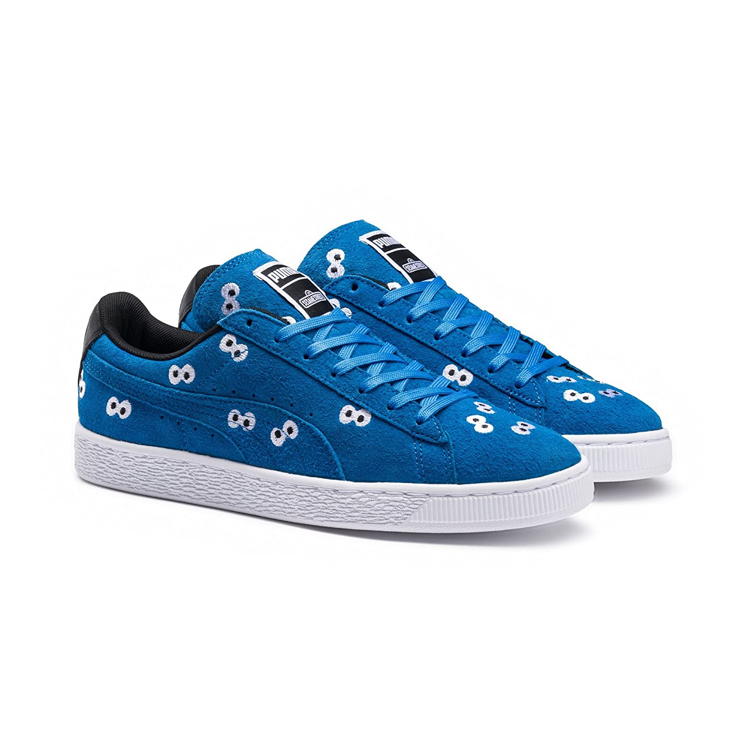 PUMA Select Men's x Sesame Street Suede Sneakers