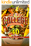 The Best College Cookbook: 40 Recipes for the Freshman Foodie