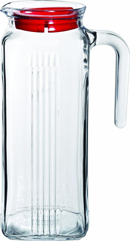 Utopía frigorífico, p80050, jarra para frigorífico con tapa de ...