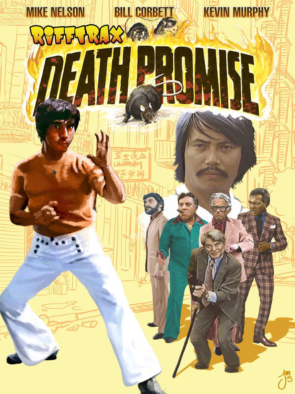 RiffTrax: Death Promise on Amazon Prime Video UK