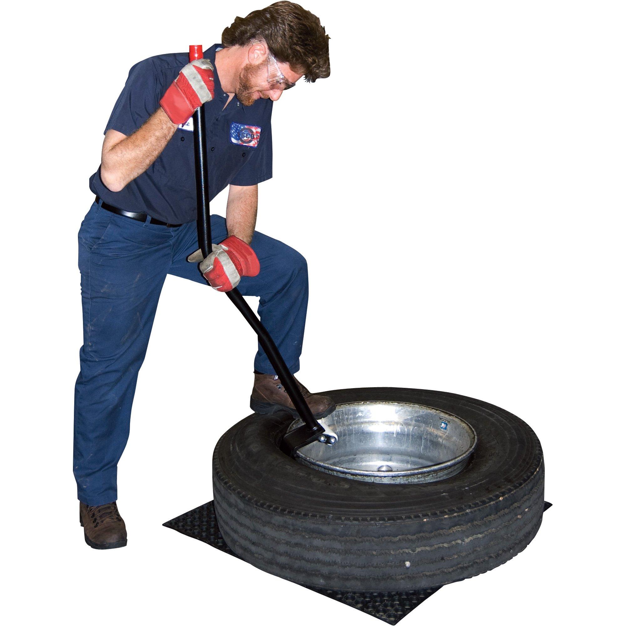 Esco Truck Tire Dismount Tool, Model# 20396-N