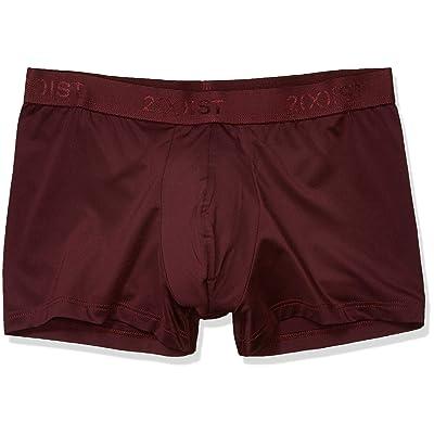 2(X)IST Men's Micro Speed Dri No Show Trunk: Clothing