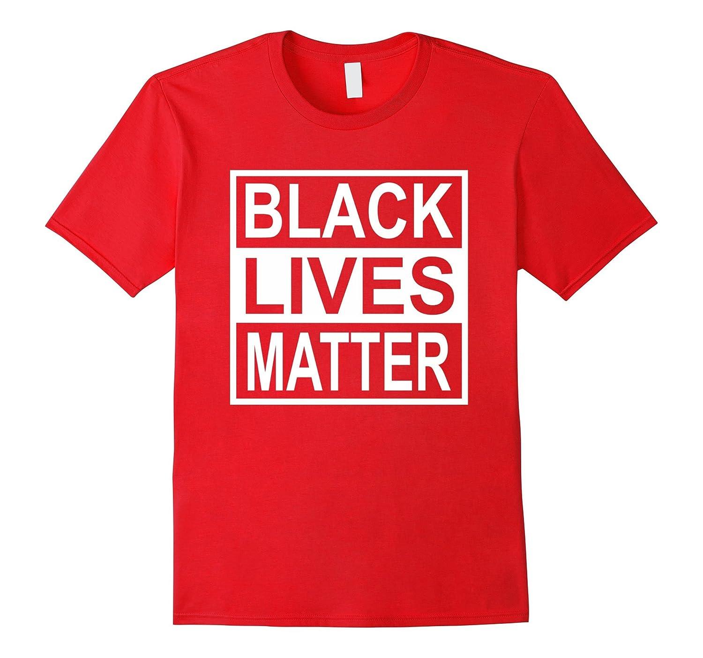 Black Lives Matter in black blue gray red or green-PL