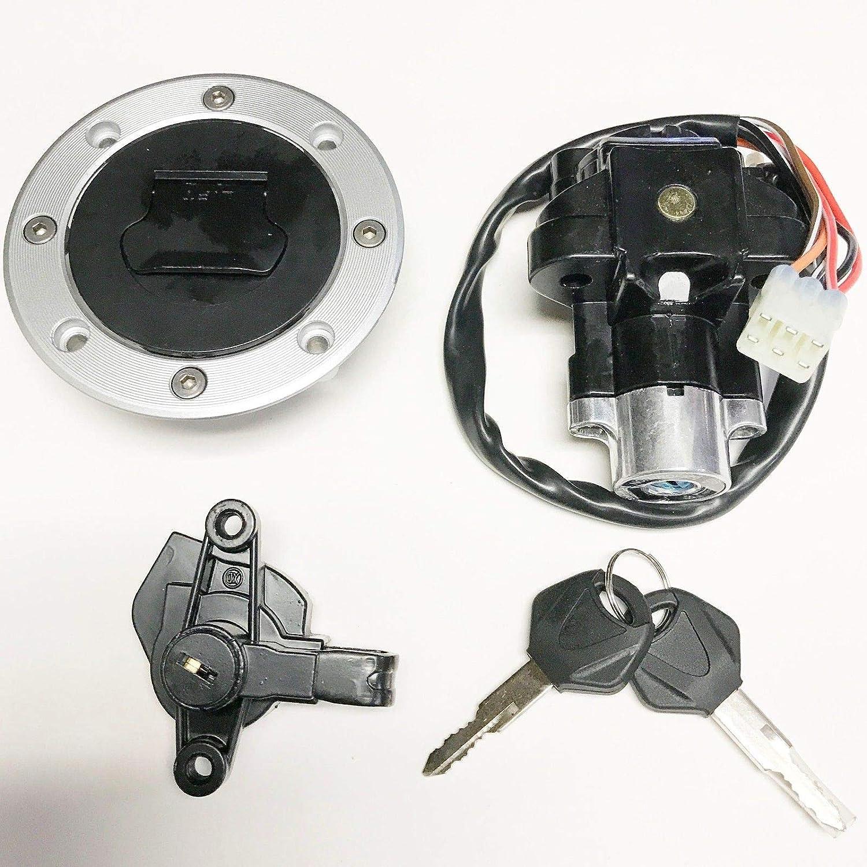 Ignition Switch /& Key 1996 1997 1998 1999 Suzuki Bandit 600