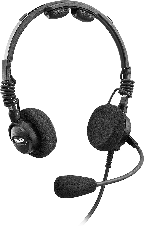 Telex Airman 7 Headset Doppelseitig Elektronik