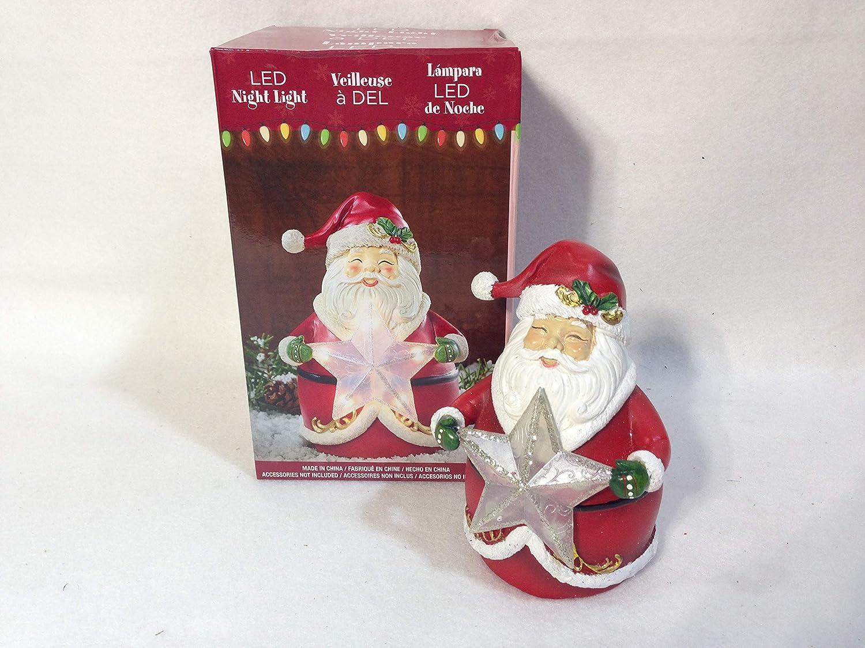 Santa Clause LED Night Light