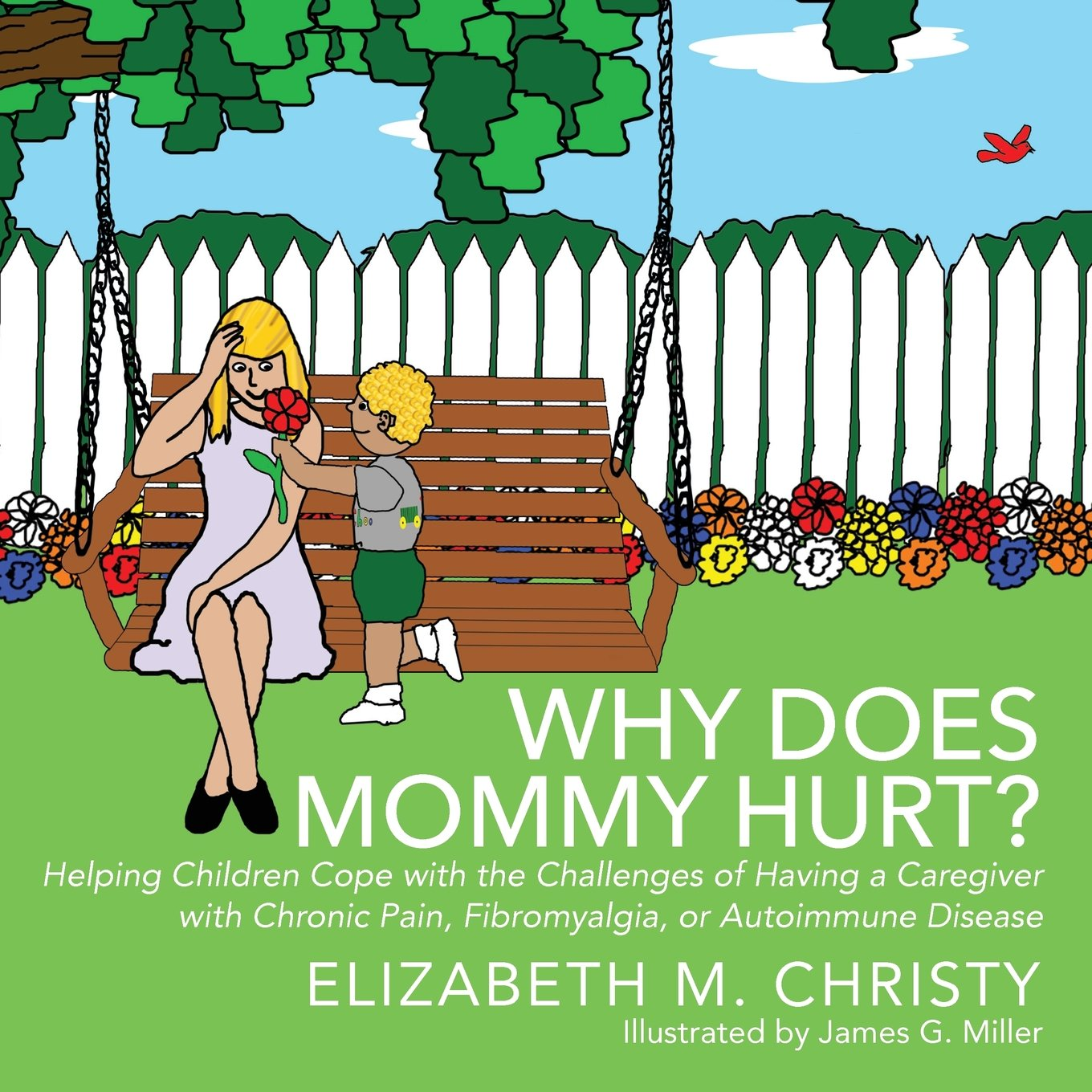 With The Challenges Of Having A Caregiver With Chronic Pain,  Fibromyalgia, Or Autoimmune Disease: Elizabeth M Christy: 9781478732969:  Amazon: Books